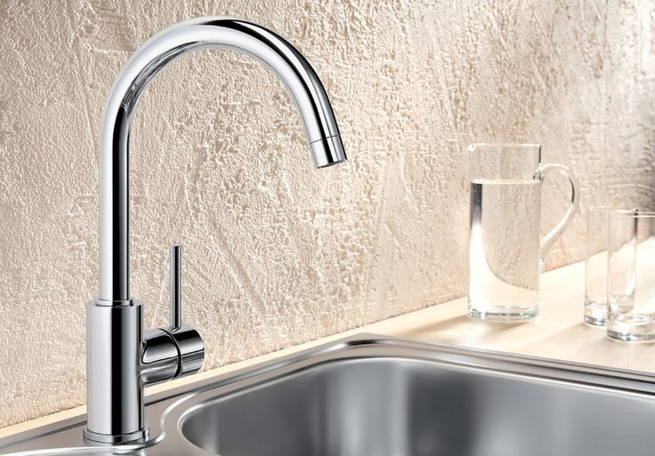 Blancomida High spout for easy Filling of Pans and Vases. Blanco By Hafele