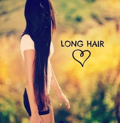 Long hair *.*