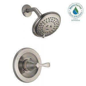 Delta Porter Bathroom Faucet Brushed Nickel