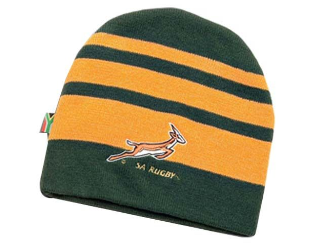 """The """"Green & Gold"""" Beanie at Beanies 