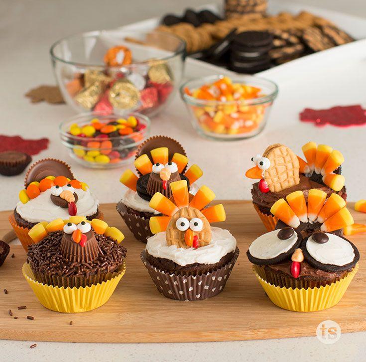 Decorated Chocolate Turkeys Www Dunmorecandykitchen Com: 37 Best Thanksgiving Recipes & Ideas Images On Pinterest