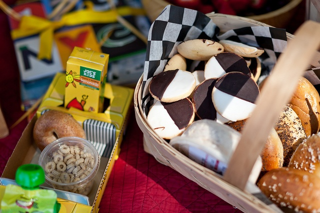 Love the kids picnic snacks for the picnic party