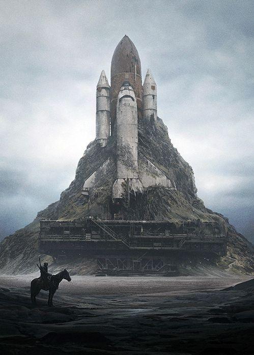 Mount of Steel #spaceship – https://www.pinterest.com/pin/474355773240903900/