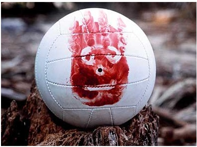 Cast Away  To have Hanks talk to a Wilson volleyball for an hour says so much more about companionship.