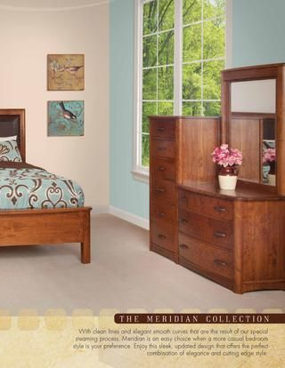 2014 Criswell Catalog / Bedroom Furniture / E U0026 G Amish Furniture