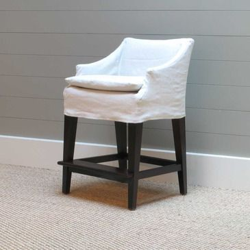 Upholstered Stool - Arnett Stool from Bungalow Classic & 76 best Bar u0026 counter stools images on Pinterest | Bar counter ... islam-shia.org
