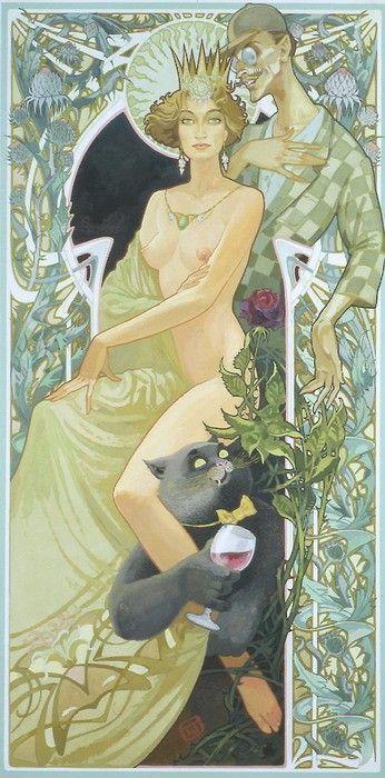 Le Maître et Marguerite - Mikhail Boulgakov - The Buried Talent   The Buried Talent