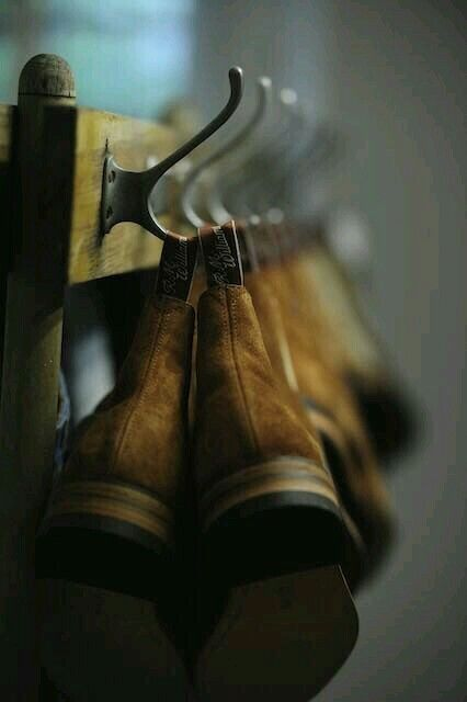 RM Williams boots.....Top craftsmanship ♥