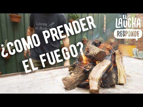 (89) Como prender el fuego - El Laucha Responde - YouTube