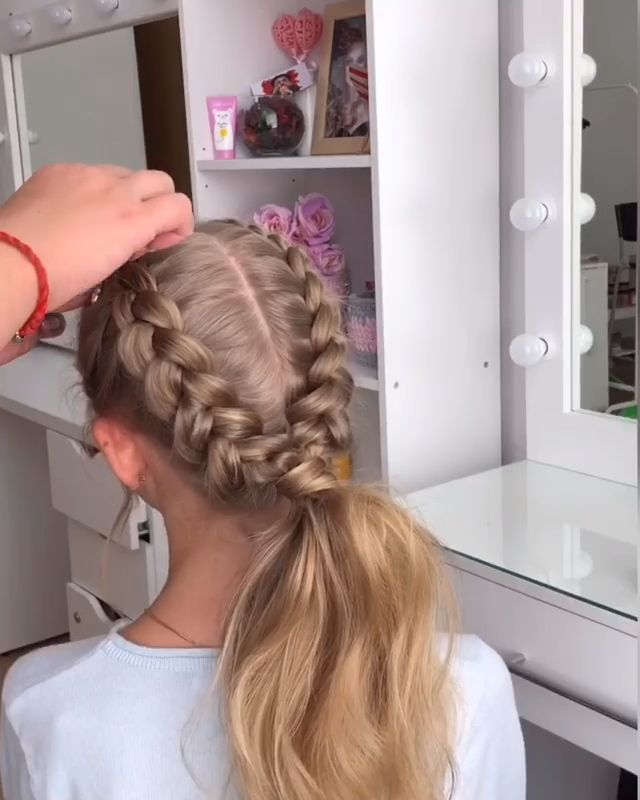 Easy and Quick Hair Tutorials! -  Easy and Quick Hair Tutorials! #easyhairstyles #hairstyles #hairtutorial #hairvideos #  - #diyhairstyle #easy #hair #hairstyleforlong #ideasdiyjewelry #noisepiercing #quick #quickhairstyle #tutorials