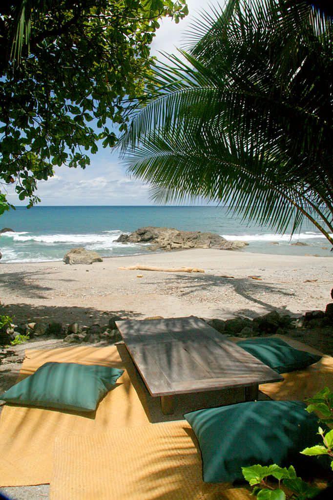 Costa Rica  - Best Restaurant: Playa de los Artistas in Montezuma   RePinned by : www.powercouplelife.com