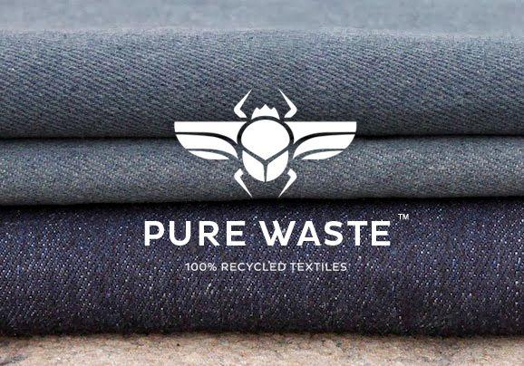 Pure waste identity/logo design