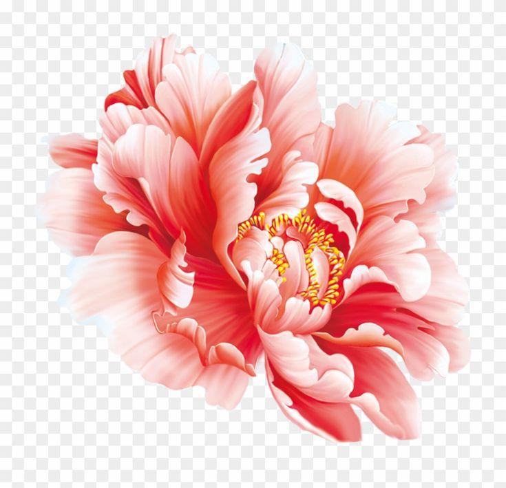 Peony Watercolor Flower Tattoos: Oriental Art By Theresa Tab