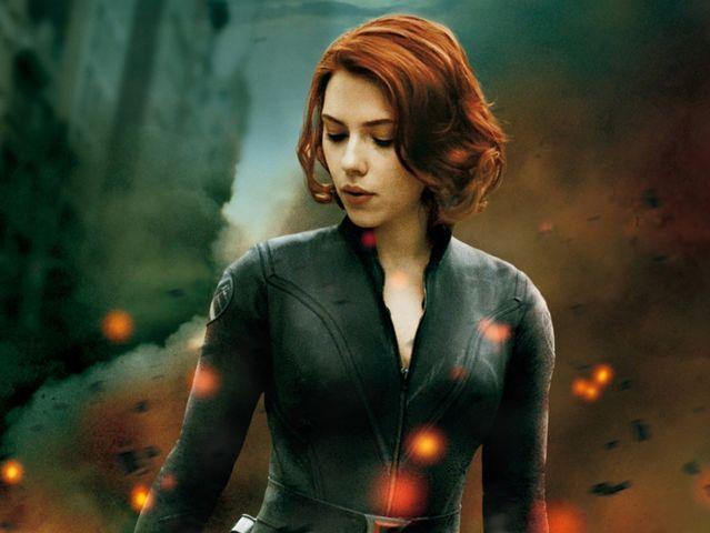 I got: Black Widow! Which Female Superhero Is Your Soul Hero?