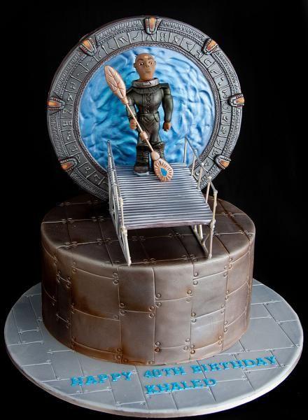 Stargate Jaffa Cake