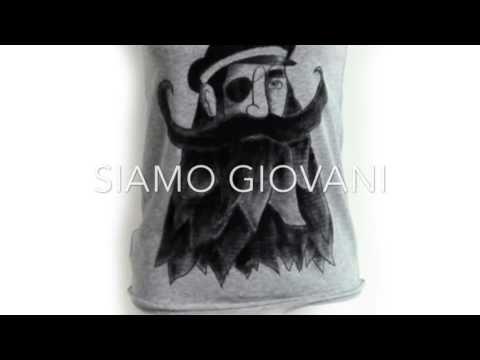 URBANART - T-shirt dipinte e stampate da uomo o donna, borse, completi mare, accessori