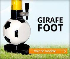 girafe foot