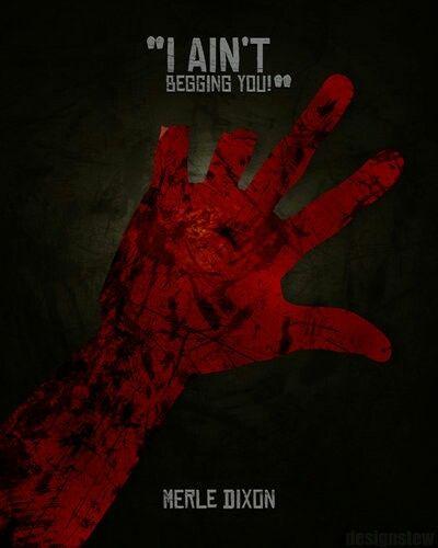 Poster, Merle Dixon                                                                                                                                                      More