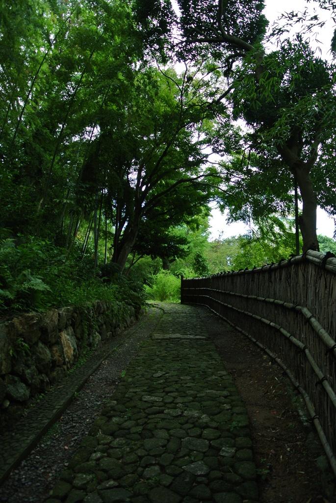 Japanese garden, Hamamatsu, Japan