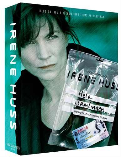 Irene Huss - Box 1 (6 disc)