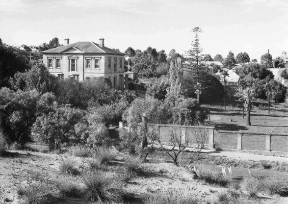 Westend Hall, Bendigo, Victoria.  1909-1965