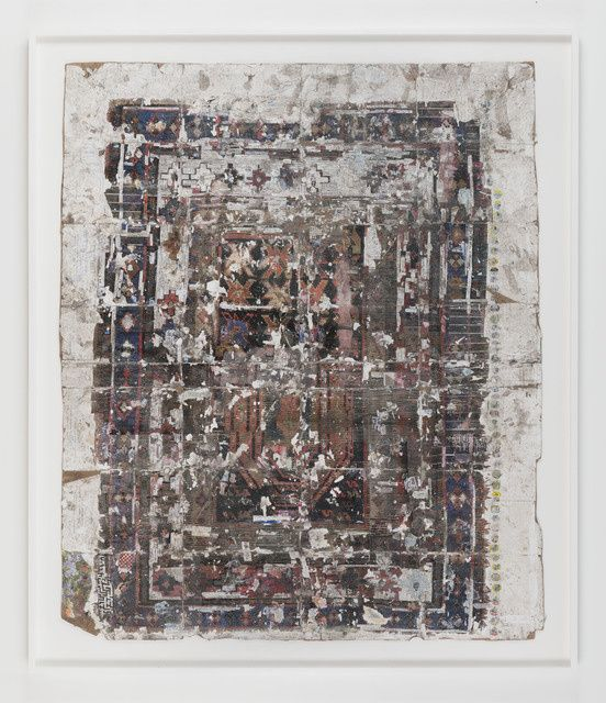 Simon Evans | Another Selfish Prayer Rug (2014-2017) | Available for Sale | Artsy