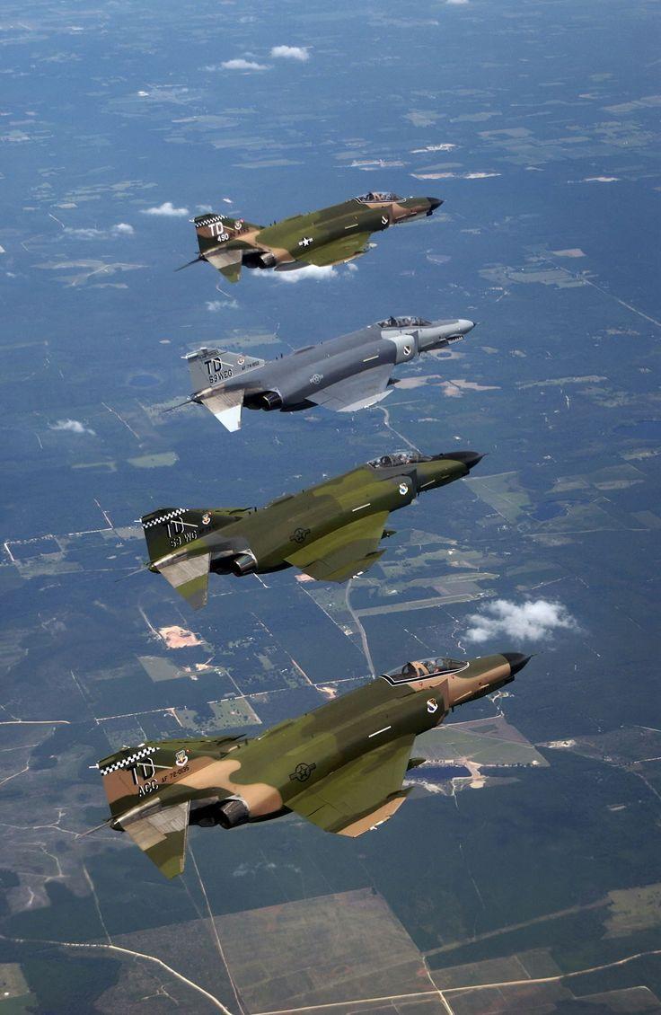 McDonnell Douglas F-4 Phantom II: