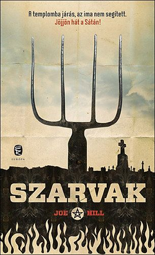 Joe Hill: Szarvak | bookline