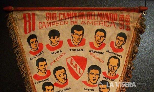 1964/65 Independiente de Avellaneda