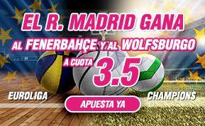 el forero jrvm y todos los bonos de deportes: wanabet supercuota 3,5 a la victoria del real madr...