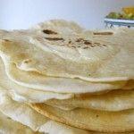Tortillas maison - Cuisine moi un mouton