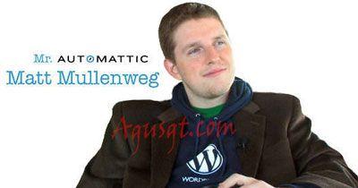 Pencipta Wordpress.com Otomatis mendapatkan 1,8 Triliun