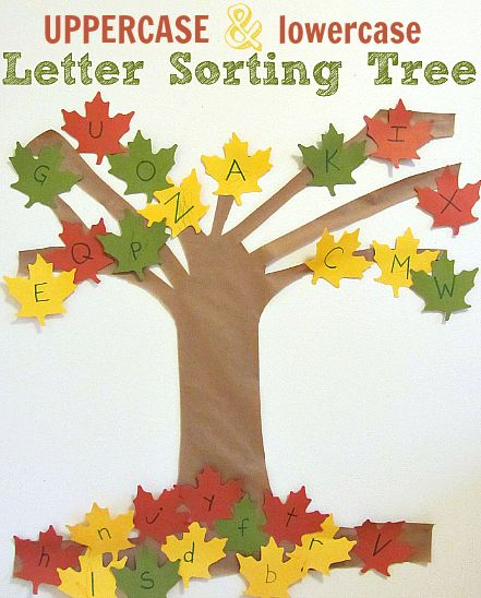 Fall Craft Ideas for Preschool { activities & book lists too} -