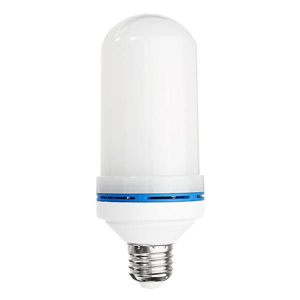 E27 5W SMD2835 99LEDs Three Modes 800LM 2300K Warm White Flame Light Bulb AC85-265V Sale - Banggood.com