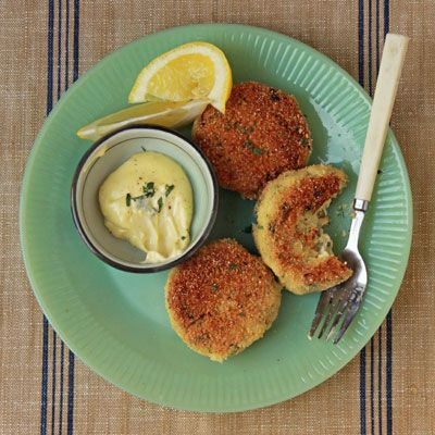 cakes moister and more tender than a traditional crab cake this recipe ...