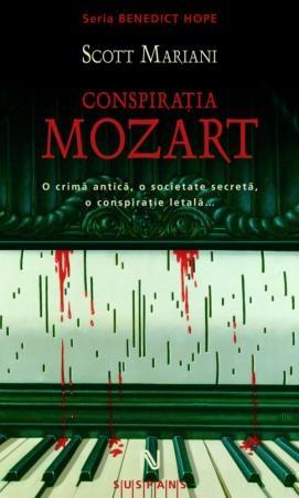 Leigh Llewellyn, frumoasă cântăreaţă de operă, îl angajează pe Ben Hope, iubitul său din tinereţe, să cerceteze decesul suspect al fratelui ei. Potrivit versiunii oficiale, Oliver a murit într-un accident tragic în timp ce investiga misterul mortii lui Mozart. Dar probele spun altceva.  http://www.nemira.ro/suspans/conspiratia-mozart--1788