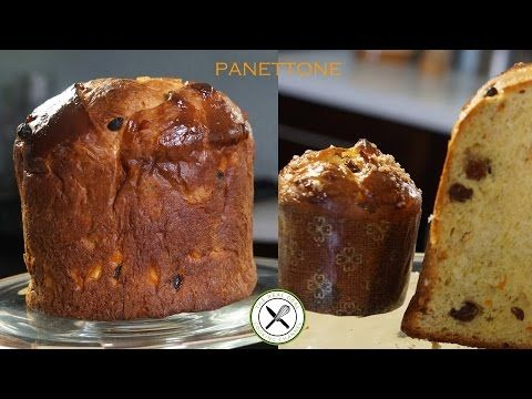 Easy Panettone – Taste of Italy – Bruno Albouze – THE REAL DEAL - YouTube