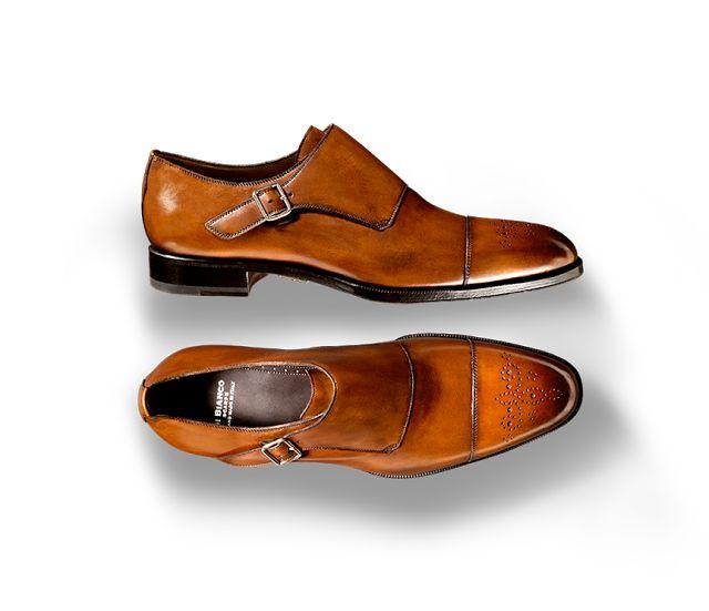 Mens Burnished Leather Chukka Boots Scarpe di Bianco Qyz6I4k8qH