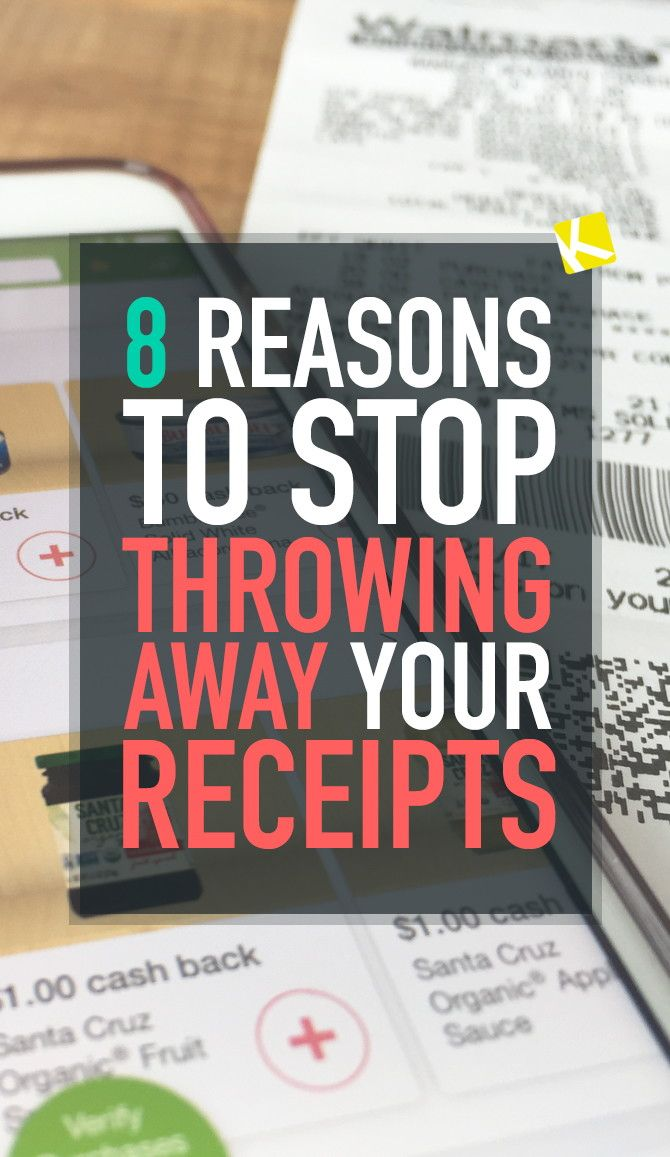 Receipts have the power to unlock substantial rebates, and usually all you have to do is snap a photo before tossing it in the recycling...
