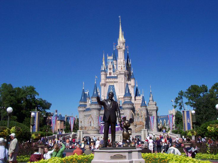 Walt Disney World, Orlando, Florida: Walt Disney World, Favorit Place, Florida Magic Kingdom, Cinderella Castles, Orlando Florida, Disney Parks, Magic Place, Disney Fashion, Magickingdom