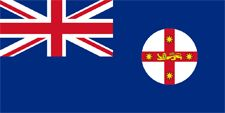 New South Wales flag