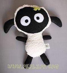 Doudou mouton , Patron couture gratuit trop beau, il faut que j'arrive à le faire !!!!