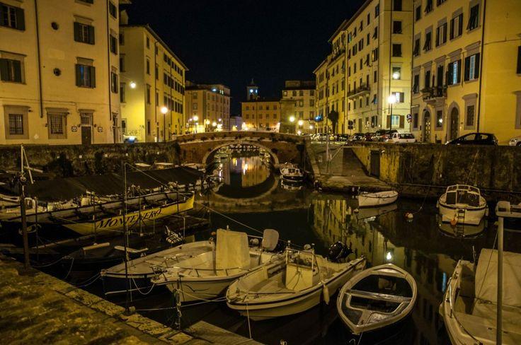Una città, la sua bevanda e il mare: #Livorno e il Ponce [Gallery] @visittuscany #destinazioni