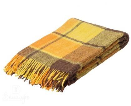 Купить плед из новозеландской шерсти РУНО ПИРОСМАНИ-08 140х200 от производителя Руно (Россия)
