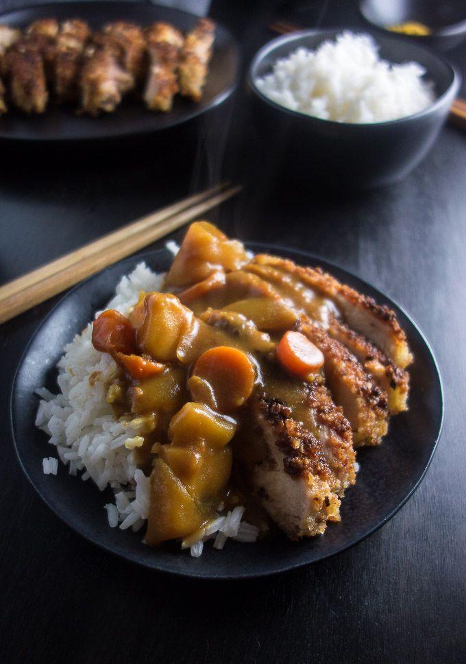 Chicken Katsu Curry Recipe Recipe Chicken Katsu Curry Recipes Japenese Food