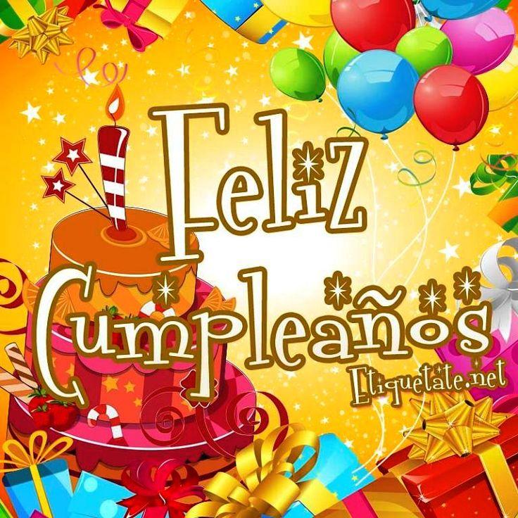 descargar gratis tarjetas de felis cumpleaños feliz cumpleaños Pinterest Amigos and Frases