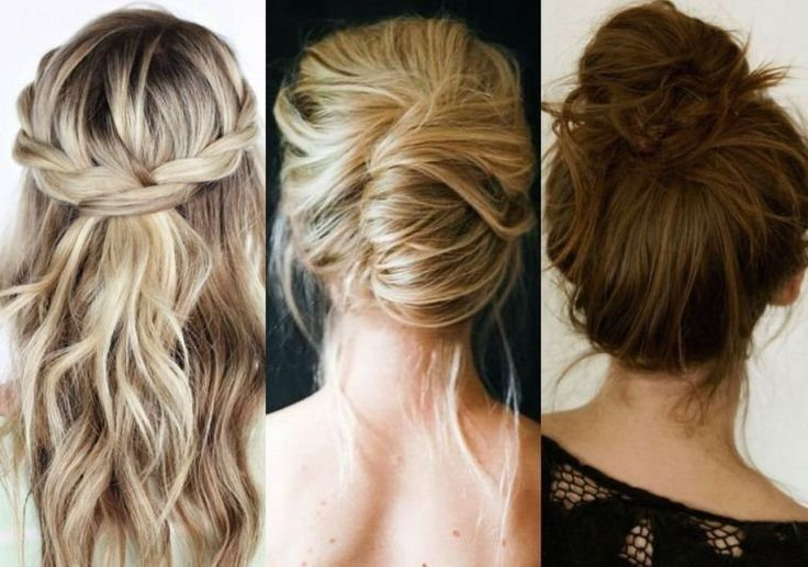 Pin By Valerie Herve On Coiffure Cheveux Mi Longs In 2020 Hair Styles Easy Hairstyles Tuto Coiffure