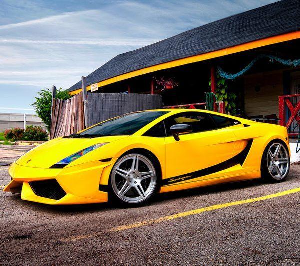 Lamborghini Gallardo Superleggera                                                                                                                                                                                 More