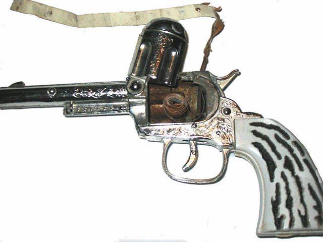 Cap Gun Top : Best vintage toy guns cap images by steven