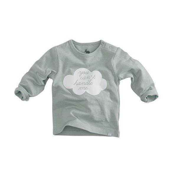 Z8 newborn shirtje 'Pinguin' (maat 68)